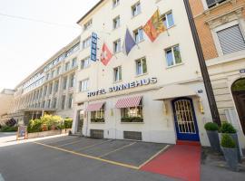 ホテル ゾネフース
