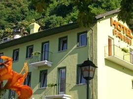 Hotel Favini, Magadino
