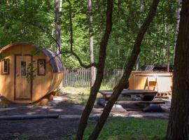 Camping Juras Priedes, Saulkrasti