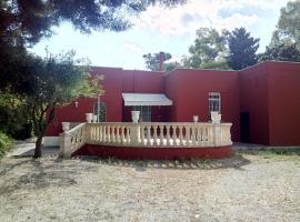 Villa Belsalento, Sogliano Cavour