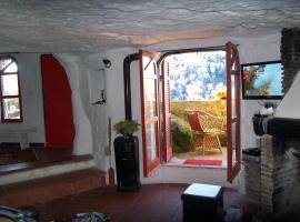 Casa Sulla Rupe, Calcata