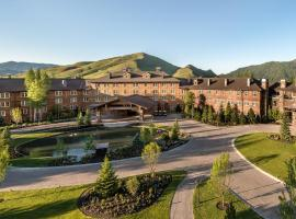 Sun Valley Lodge, Sun Valley