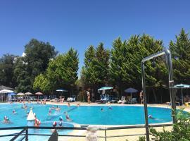 Camping Paradiso, Viareggio