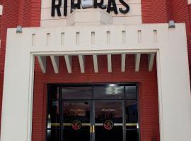 Hotel Riberas, San Nicolás de los Arroyos