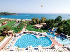 Lycus Beach Hotel, Okurcalar