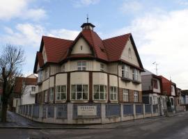 Villa A. Malka, Poděbrady