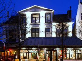 Hotel Pannenkoekhuis Vierwegen, Domburg