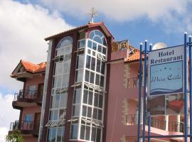 Hotel Mira Cielo, Higuey