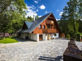 Apartmány Slunce, Harrachov