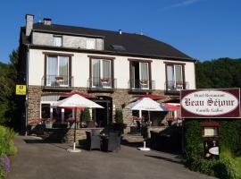 Hotel Beau Séjour, Frahan