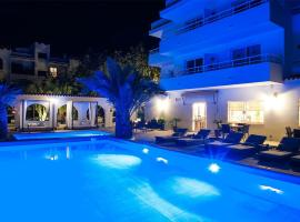 Apartamentos Sunset Oasis Ibiza - Only Adults, Bahia de Sant Antoni