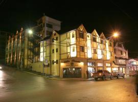 Hotel Villa Brescia, Ushuaia