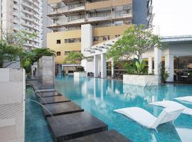 Grand Whiz Hotel Kelapa Gading Jakarta, Jacarta