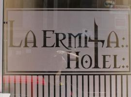 Hotel la Ermita, Sogamoso