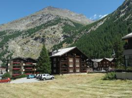 Apartment Alpengruss, Saas-Almagell