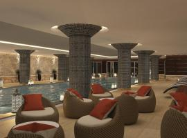 Mihrako Hotel & Spa, As Sulaymānīyah