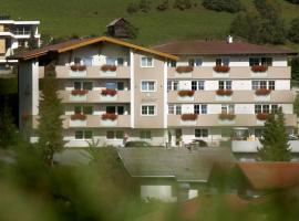Apart-Pension Bergland, Ladis