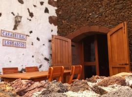 Casa Rural Los Arcos, Mocanal