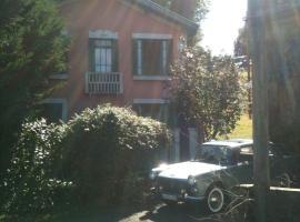La Maison Rose, Montréjeau