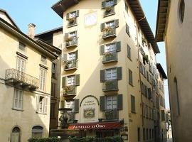 Hotel Agnello D'Oro, ברגמו