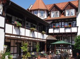 Landhotel & Restaurant Kains Hof, Uhlstädt