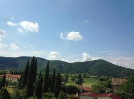Casa Bella, Cortona