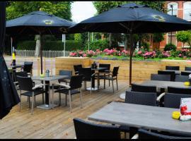 Hotel Restaurant De Daaldersplaats, Sneek