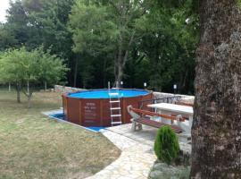 Holiday Home with Pool - Grizane, Grižane