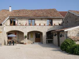 Chez Catharina Oldtimer B&B, Levoncourt
