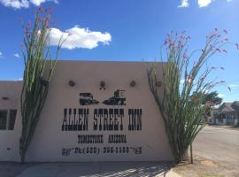 Allen Street Inn, Tombstone