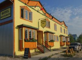 Aurora Inn, Dawson City