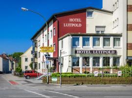 Hotel Luitpold, Ландсхут