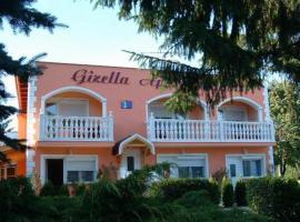 Gizella Apartmanhaus, Bukfurdo