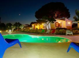 Villa 2 Pini, Alcamo