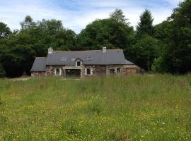 Le Parc Lann, Sainte-Brigitte