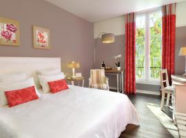 Inter-Hotel Le Londres - Hôtel & Appartements, Saumur