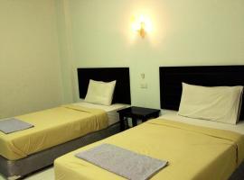 Amarin Grand Hotel, Rayong