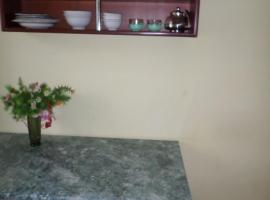 Apartments on Aibergenova 6