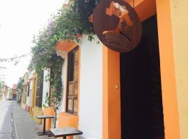 Thh, Cartagena