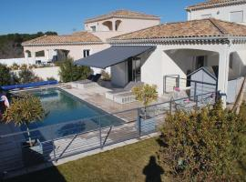 Four-Bedroom Holiday home Beziers 0 01, Montblanc