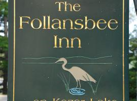 Follansbee Inn on Kezar Lake, North Sutton