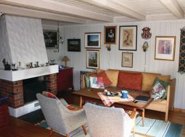 Three-Bedroom Holiday home Birkenes with Sea View 02, Svaland