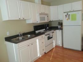 Larch Apartment Rentals, Ucluelet