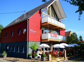 Winzercafe Neipperg Ferienwohnungen, Brackenheim