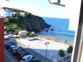 Atico Playa de San Anton, Porto de Espasante