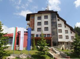 Hotel Coop Rozhen, Pamporovo