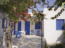 Amoudares, Naxos Chora