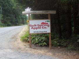 B&B @ Salt Spring Apple Company, Ganges