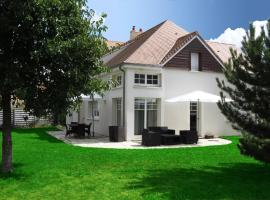 Villa des Cottages, Magny-le-Hongre