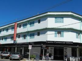 Novo Glória Hotel, Lambari